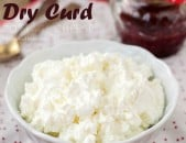 Dry Curd Cottage Cheese