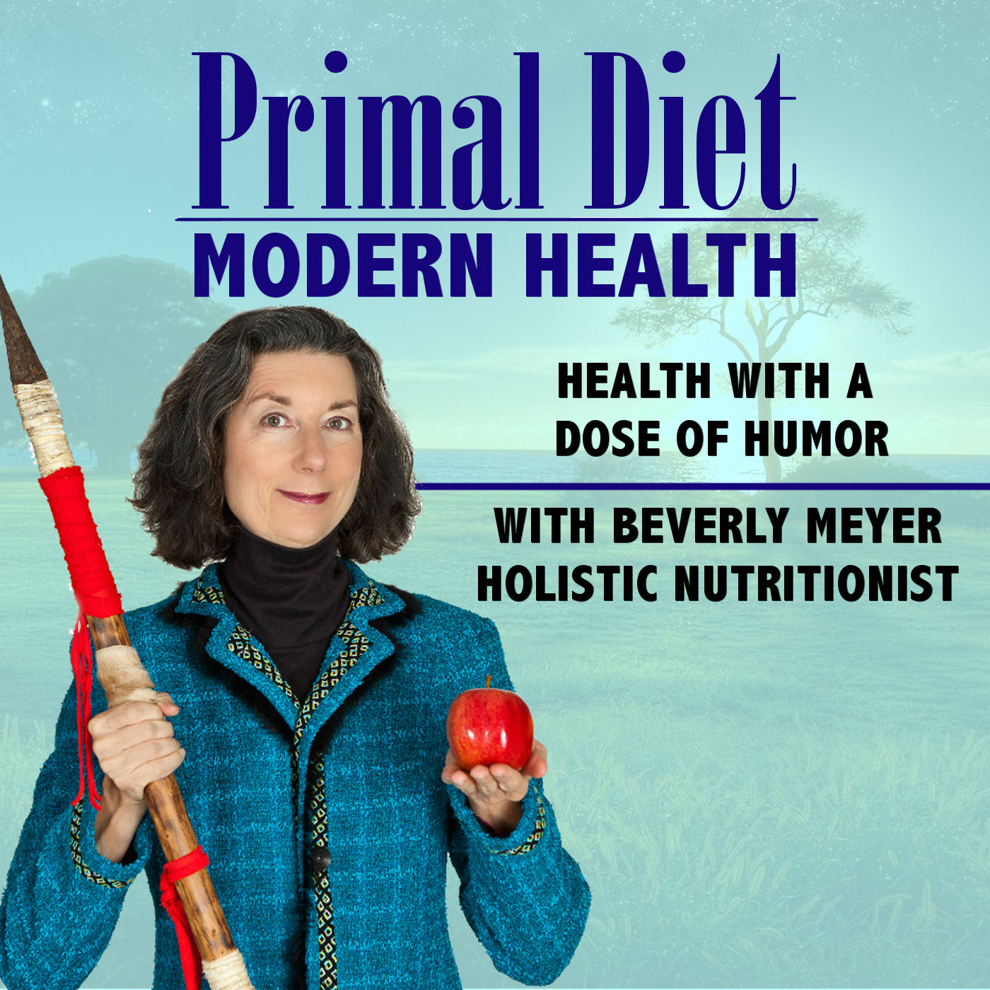 Let's Talk Primal Diet:  PODCAST with Sarah Fragoso
