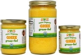 Pure Indian Foods Organic Ghee