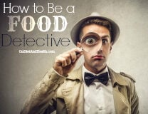 How to be a food detective