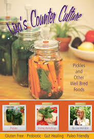 Fermented Foods; Kraut, Kimchi, Kefir and Kvass:  PODCAST
