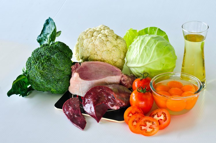 vitamin k1 and k2 come from different foods