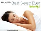 Can Sleep Save Your Life?