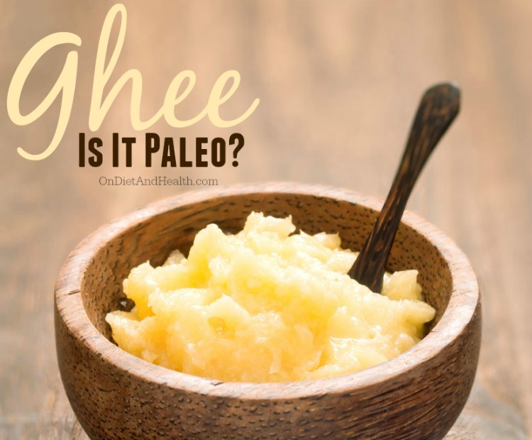 Is ghee paleo?
