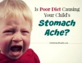 Mom, my Tummy Hurts!