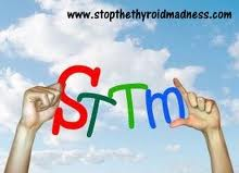 stop the thyroid madness logo