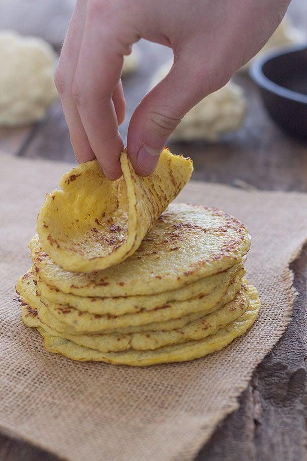 Cauliflower Tortillas You'll Love