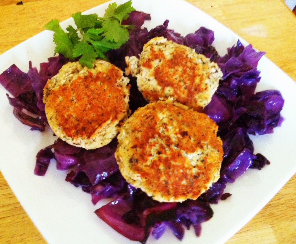 Easy Grain-Free Salmon Cakes