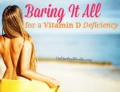"""Baring It All"" for a Vitamin D Deficiency"
