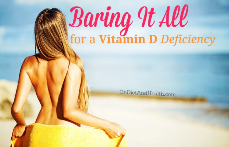 Daily sun exposure can prevent vitamin D deficiency