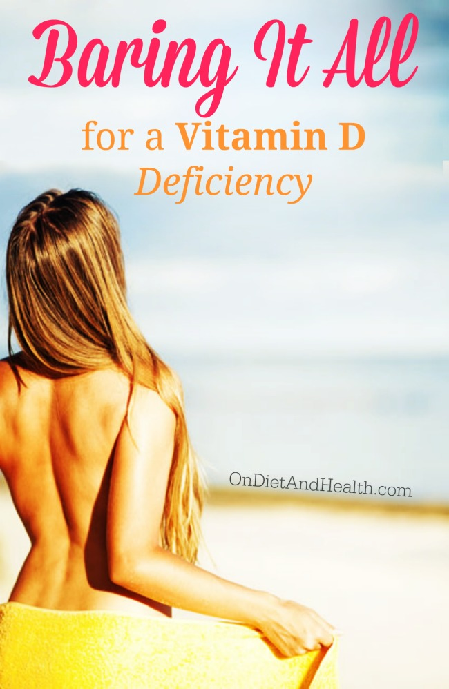 Vitamin D is one HUGE jackpot of a Vitamin, making good things happen everywhere in the body. Why is a Vitamin D deficiency such a big deal? Our scantily-clad bodies evolved making Vitamin D3 from sunshine interacting with cholesterol in our skin. We're used to it. We WANT it! We NEED it! Find out how to get more Vitamin D into your body! // OnDietandHealth.com