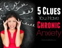 5 Clues You Have Chronic Anxiety // OnDietAndHealth.com