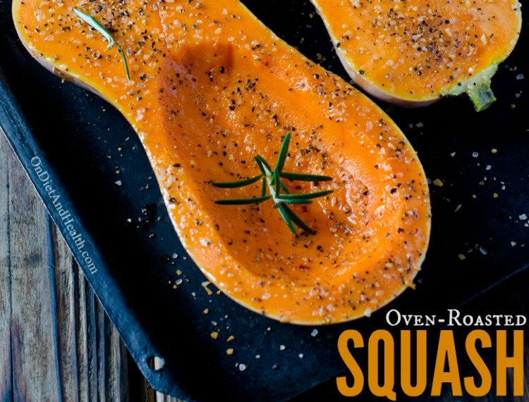 Oven-Roasted Pumpkin and Squash