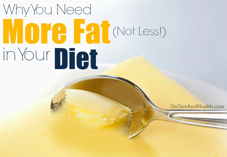 It can be difficult to consume adequate fat even on a paleo diet