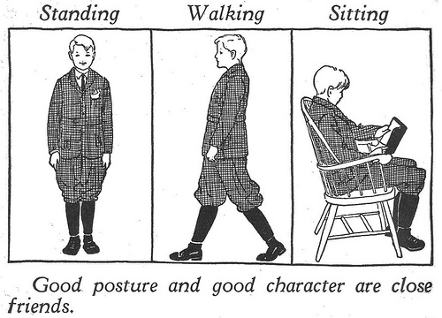 Posture and Health