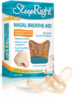 Sleep Right Breathe Aid for better sleep