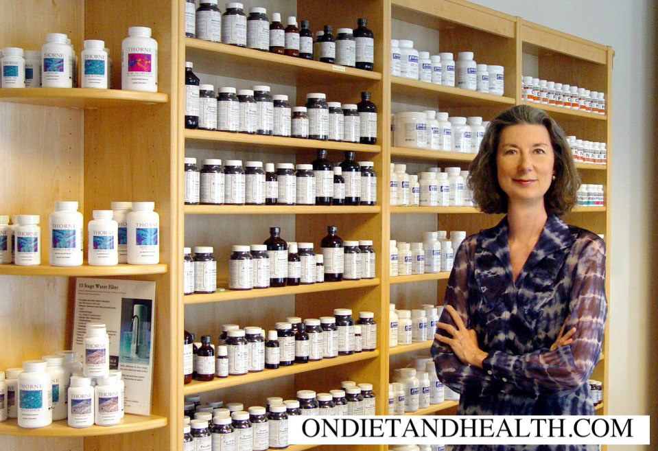 Beverly Meyer and the Diet and Health Center Supplements
