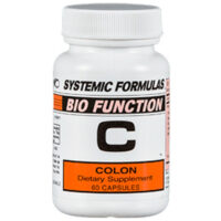 Systemic Formulas C Colon herbs for constipation
