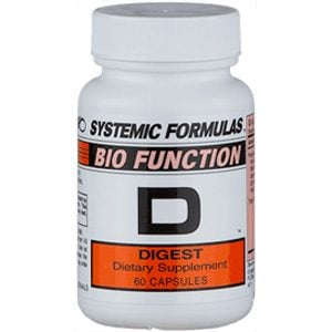 Systemic Formulas D Digest digestive enzymes with betaine hcl
