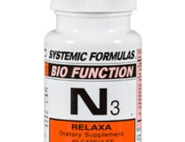 Bio-Function-N3 calming herbs for stress