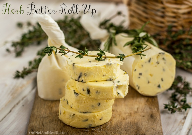 Herb Butter and Burgers - OnDietAndHealth.com