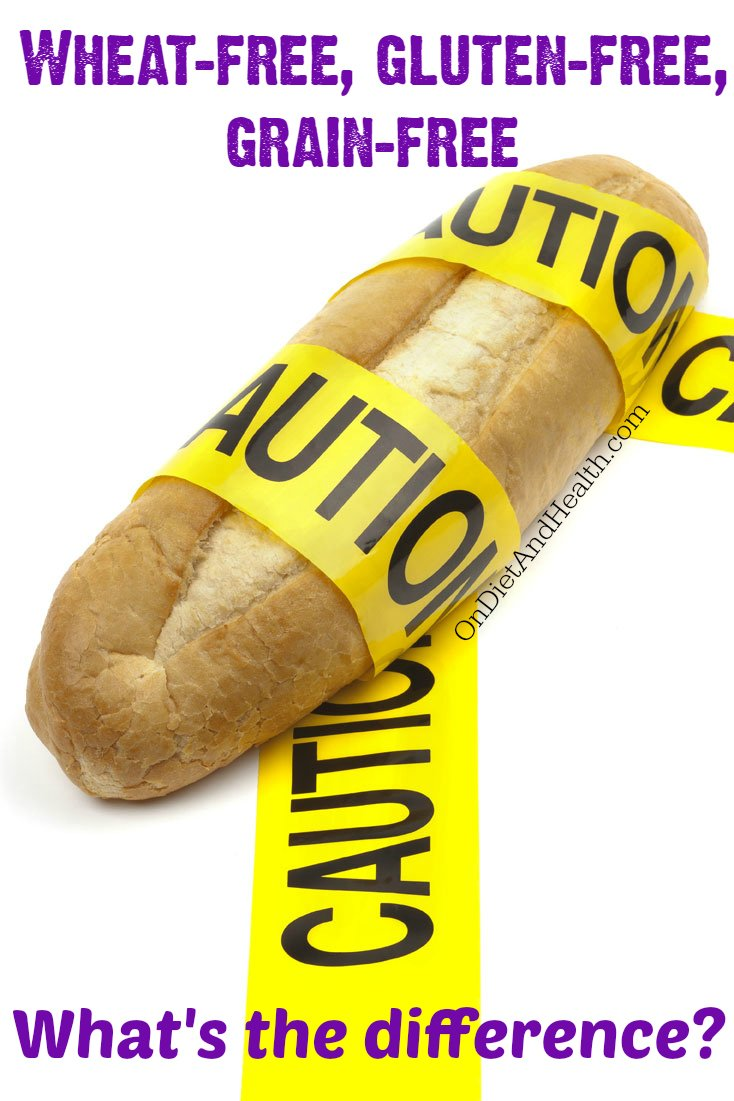 bread wrapped in caution tape