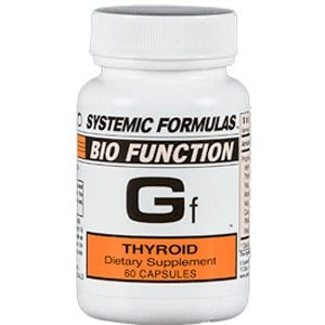 Systemic Formulas Gf Thyroid thyroid supplements