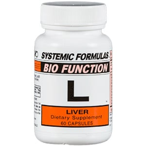 Systemic Formulas L Liver liver support herbs