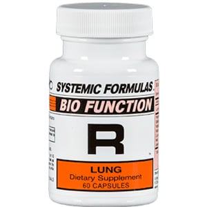 Systemic Formulas R Lung herbs for lung problems