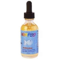 Brainy Play Omega 3 for Kids liquid vitamin