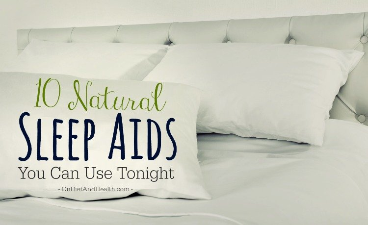 10 natural sleep aids you can use tonight