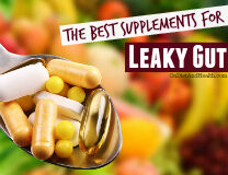 Leaky Gut supplements such as L-glutamine may help heal a leaky gut