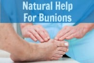 Help For Bunions Without Surgery