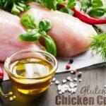 Gluten-Free Paleo Chicken Cutlets // OnDietAndHealth.com
