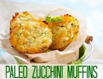Paleo Zucchini Muffins - a balanced breakfast