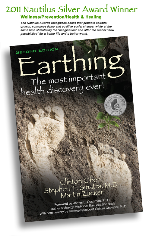 Earthing For Health: Book Review and Interview with Martin Zucker