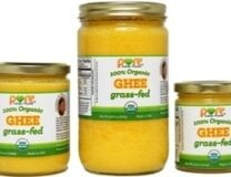 Bottles of Pure Indian Foods Ghee