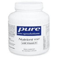 Pure Encapsulations Nutrient 950 with Vitamin K, and 5MTHF
