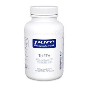 Pure Encapsulations Tri-EFA with fish, flax and borage oils