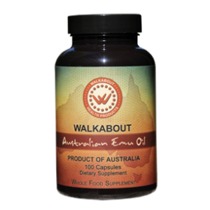 Walkabout Emu Oil with Vitamin K2 MK-4