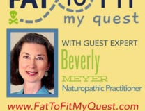 Excess hormones prevent weight loss Interview with Melissa Curtis