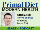 Get to Know Tony Federico for Food and Fitness