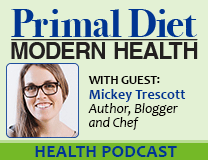 Mickey Trescott and the Autoimmune Paleo Cookbook