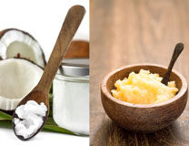 Which is better - coconut oil or ghee?