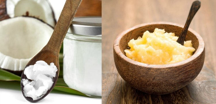 coconut-oil-and-ghee-side-by-side-750px for blog