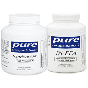 950 and Tri-Efa Basic Multivitamin Pack