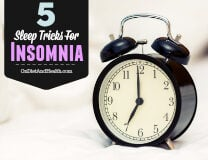 5 natural tips for early waking insomnia