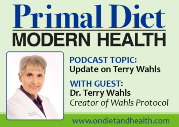 terry wahls podcast interview