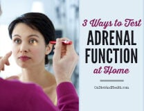 Test Adrenal Function at Home
