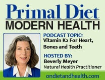 Vitamin K2 For Heart, Bones and Teeth: Podcast